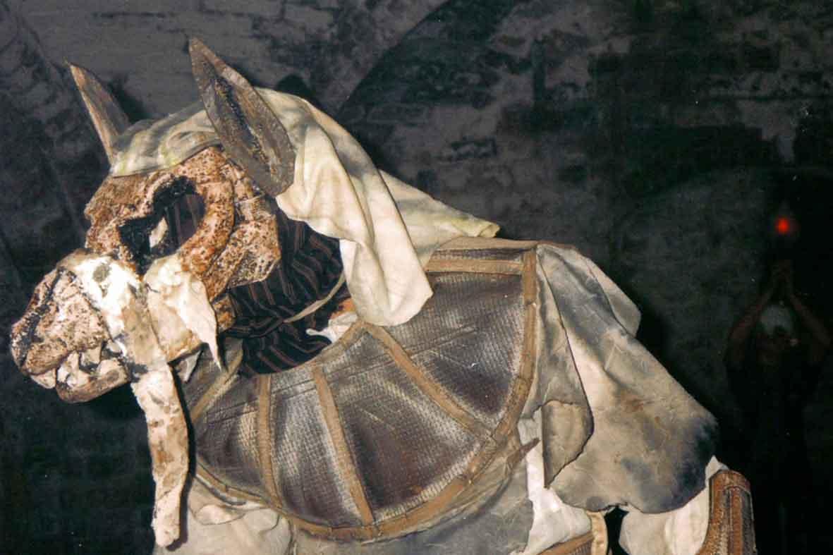 Schakal ägypten