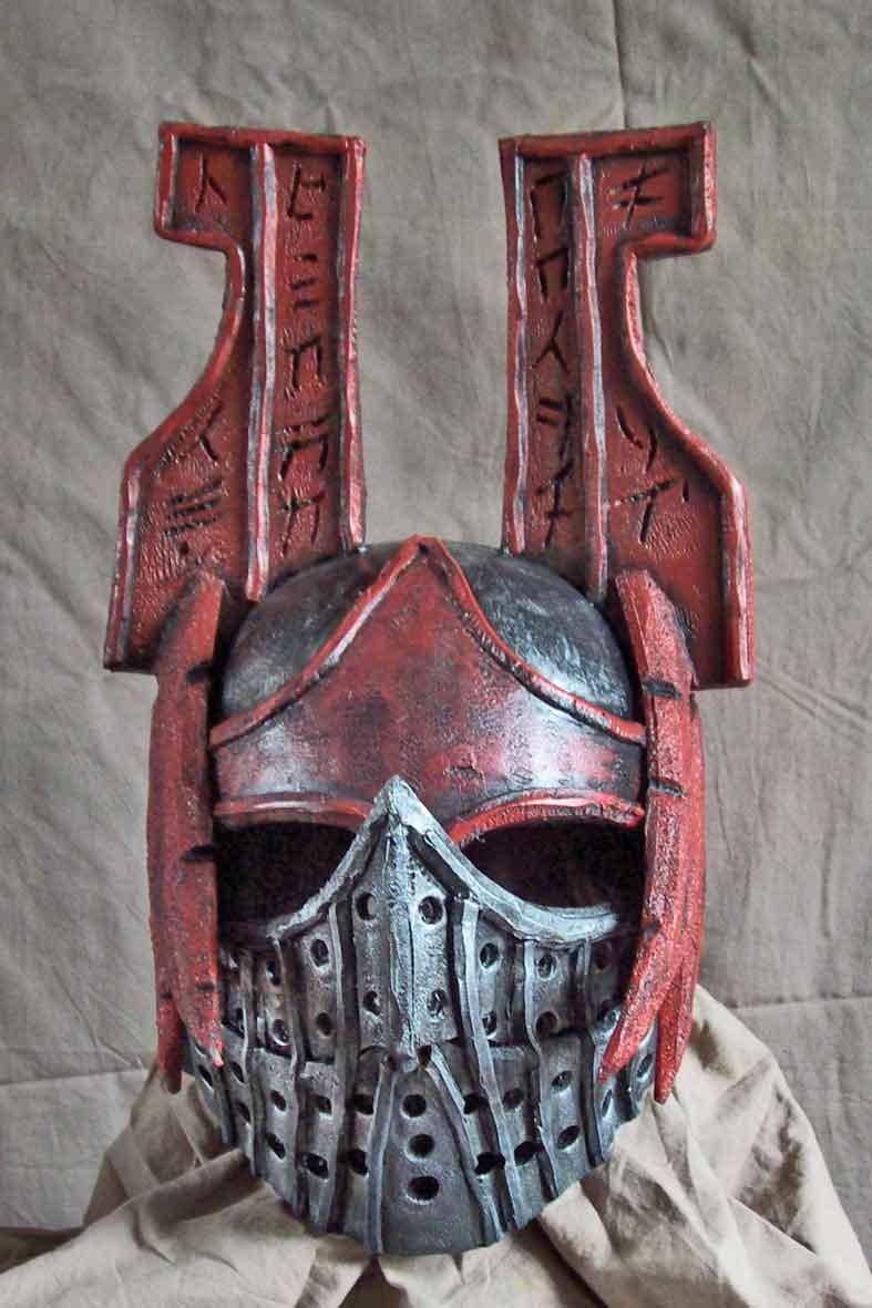 chaosruestung helme masken