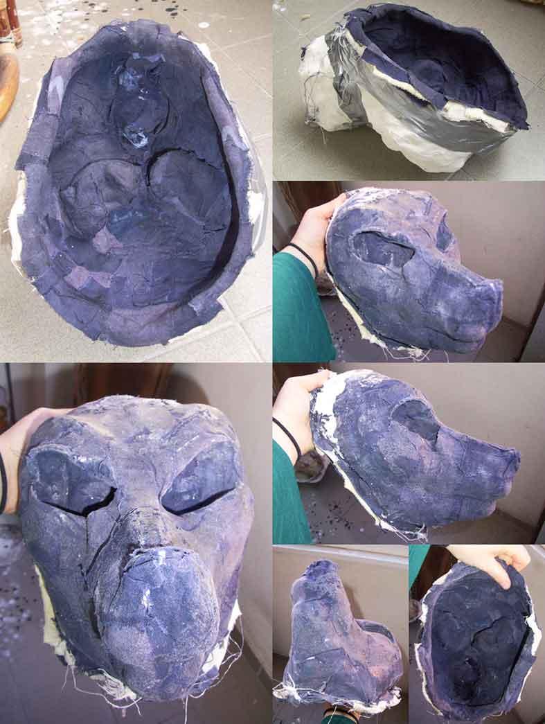 Die faltige Pigmentation der Haut